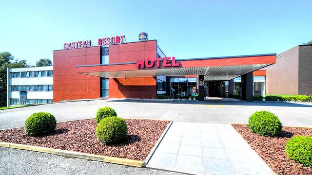 Hotel Aparthotel Casteau Resort Mons