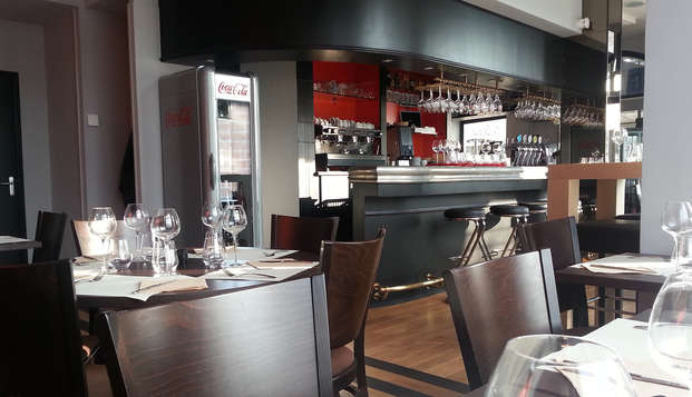 Hotel de France - Angers - bar restaurant