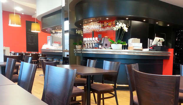 Hotel de France - Angers - bar