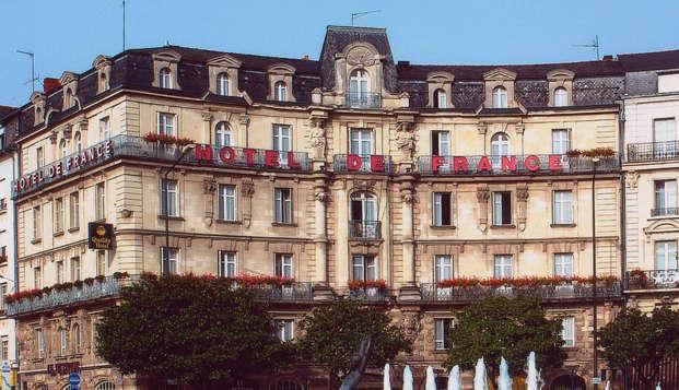 Hotel de France - Angers - front