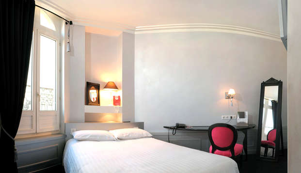 Hotel de France - Angers - privilege