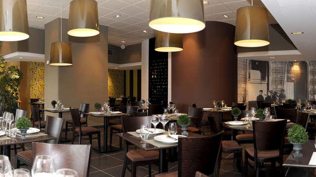 Week-end avec dîner au cœur d'Angers