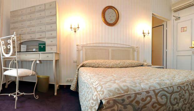Hotel de France - Angers - room