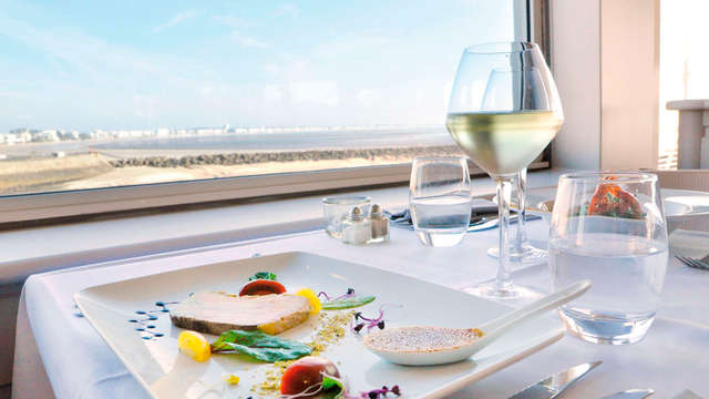 Evasion culinaire avec vue sur la mer à la Baule