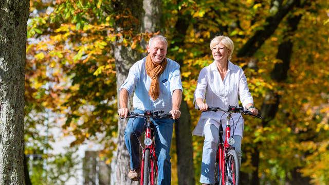 Promenade à vélo dans les magnifiques paysages de Etten-Leur (à partir de 2 nuits)