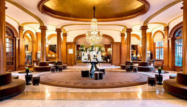 Hotel Barriere Le Normandy Deauville - NEW LOBBY