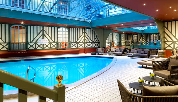 Hotel Barriere Le Normandy Deauville - NEW POOL