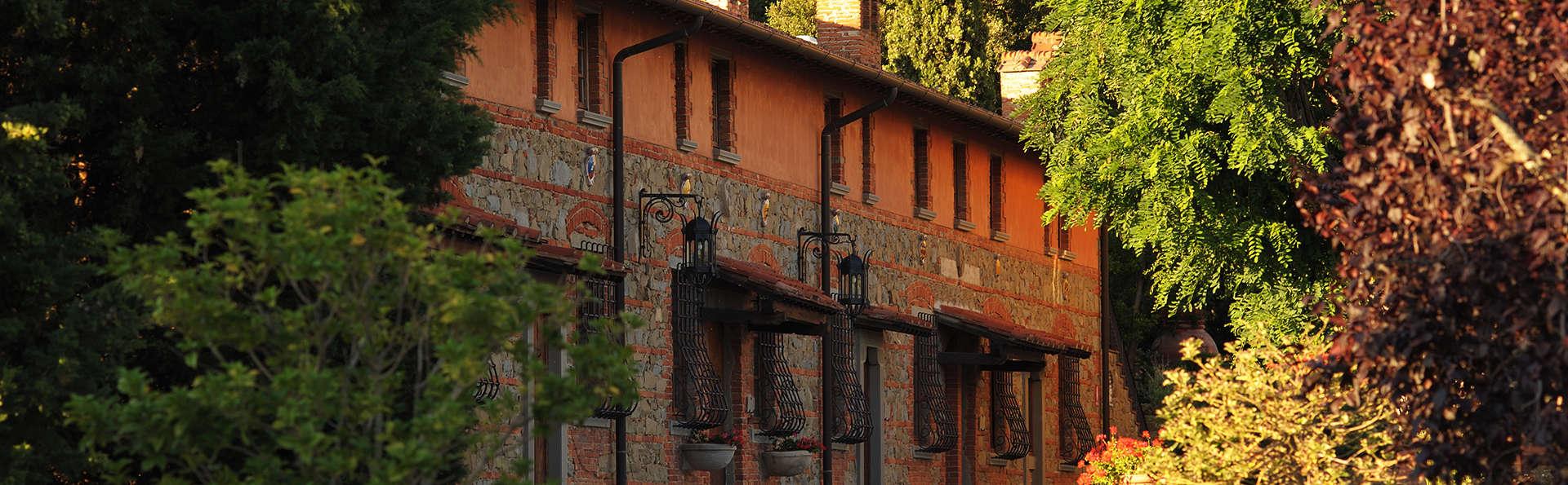 Séjournez en Toscane dans un village florentin avec un dîner offert ! (à partir de 5 nuits)