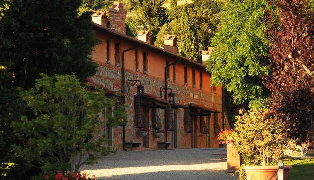 Cena en un pequeño pueblo florentino (desde 5 noches)