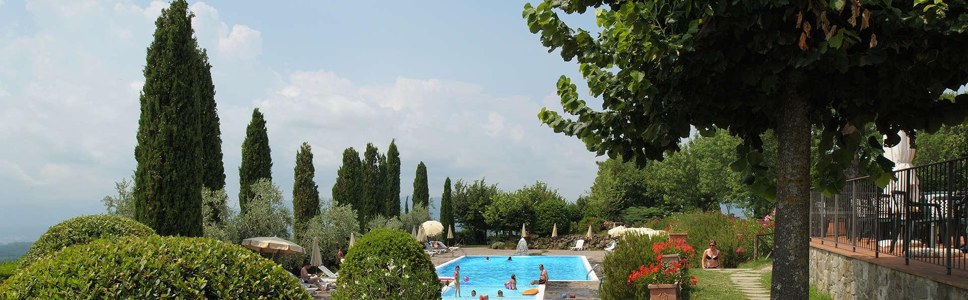 Découvrez le charme de la Toscane en pleine nature (à partir de 2 nuits)