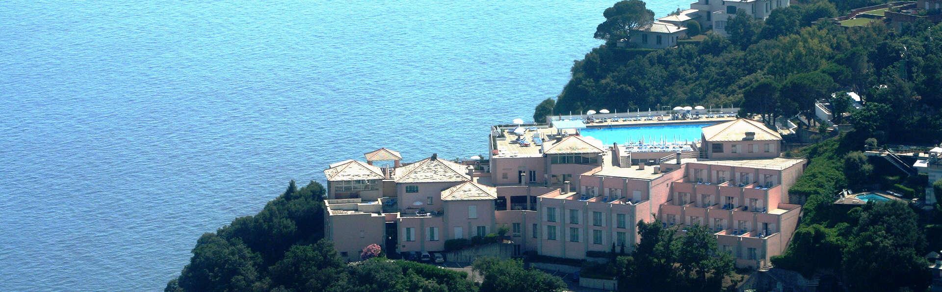 Séjour avec vue sur la mer de Ligurie dans un hôtel de charme, à partir de 3 nuits