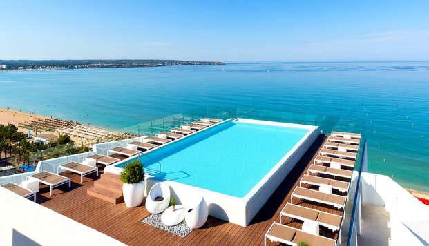 Escapada mediterránea al lado del mar en Playa de Palma