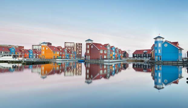 Deluxe verblijf nabij Groningen