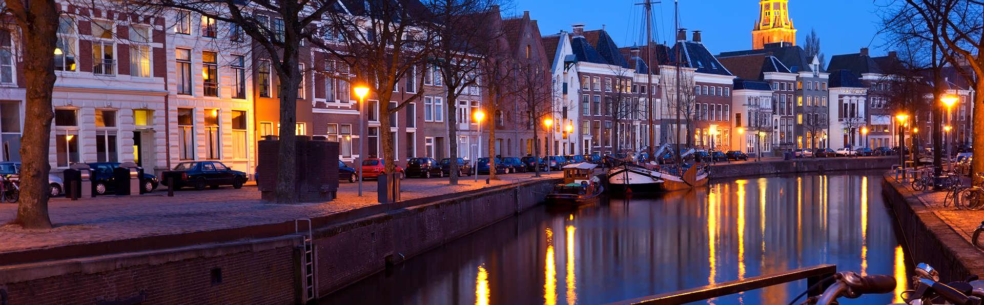 Ontspannen en dineren op korte afstand van Groningen