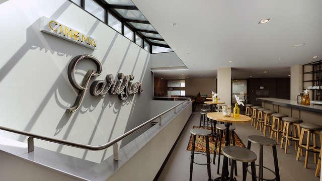 Van der Valk Hotel Eindhoven - bar parisien