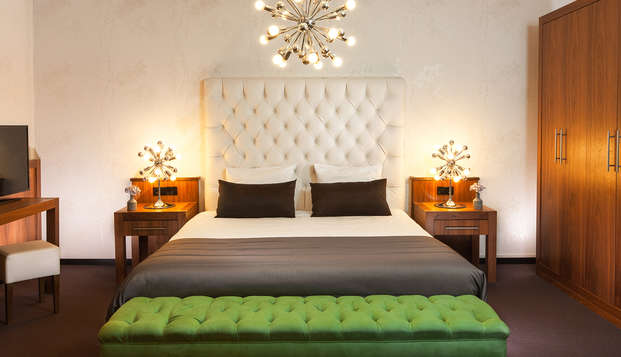 Van der Valk Hotel Eindhoven - executive-suite-groot