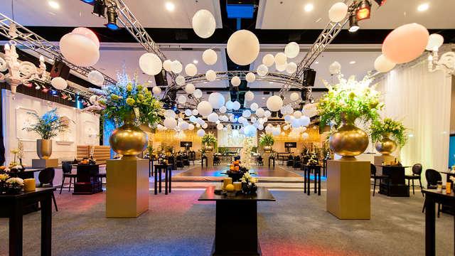 Van der Valk Hotel Eindhoven - event room