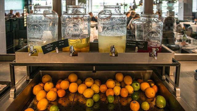 Van der Valk Hotel Eindhoven - juice