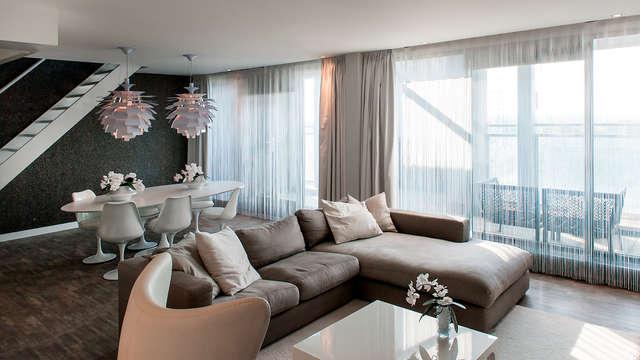 Van der Valk Hotel Eindhoven - penthouse room