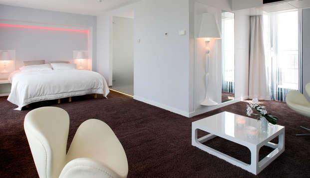 Van der Valk Hotel Eindhoven - Penthouseboven