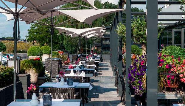 Van der Valk Hotel Eindhoven - terrace