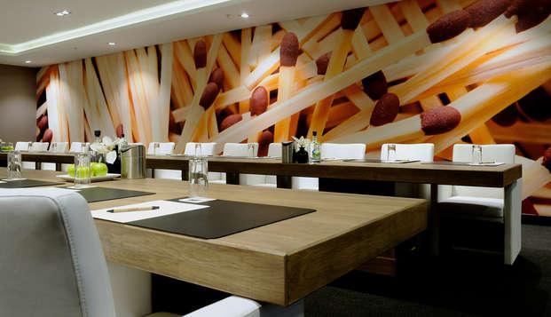 Van der Valk Hotel Eindhoven - restaurant