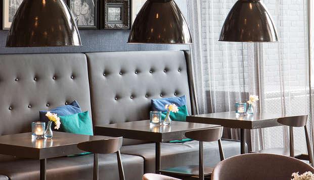 Van der Valk Hotel Eindhoven - restaurant DorienCeulemans