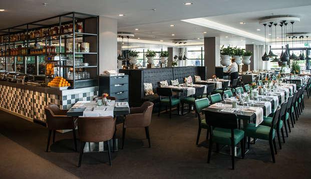 Van der Valk Hotel Eindhoven - restaurant buffetc