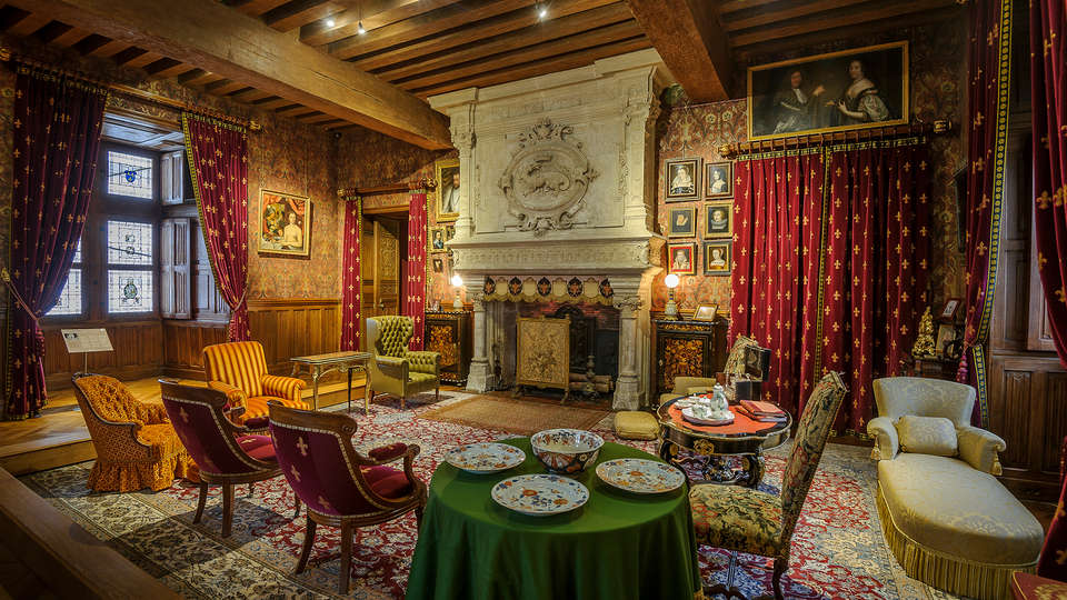 Weekend nella natura azay le rideau con 1 visita del - Hotel le grand monarque azay le rideau ...