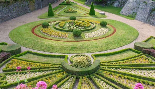Découvrez le cœur d'Angers et son célèbre château