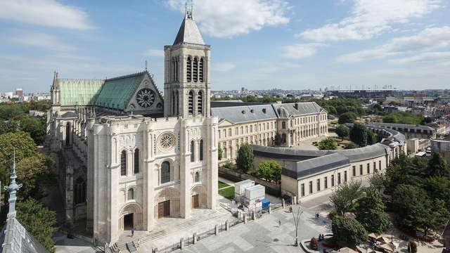Week-end découverte des Rois de France avec entrée pour la Basilique Cathédrale Saint-Denis