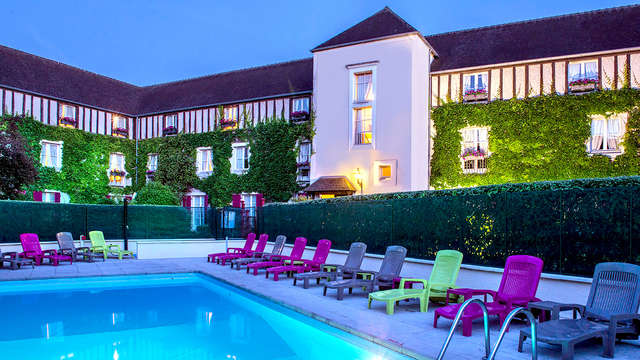 Manoir de Gressy - NEW POOL