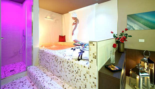 Soggiorno benessere con spa in Umbria