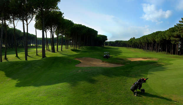 DoubleTree by Hilton Hotel Spa Emporda - NEW golf