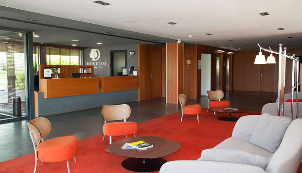 DoubleTree by Hilton Hotel Spa Emporda - NEW reception