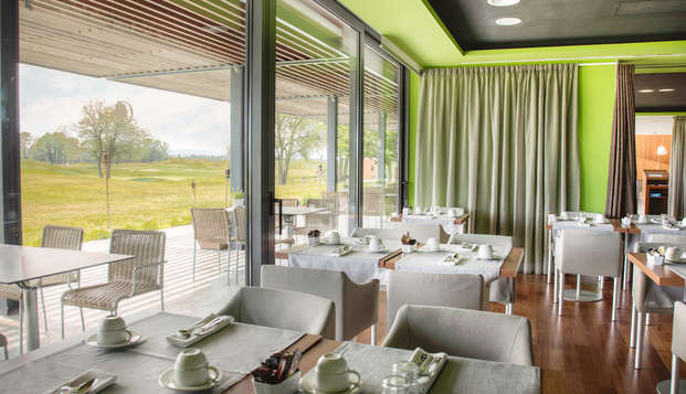DoubleTree by Hilton Hotel Spa Emporda - NEW restaurant