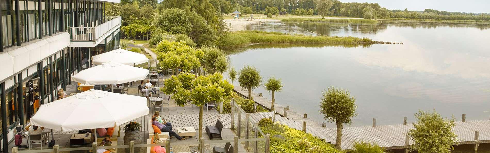 Cadeau pour Elle à côté du lac Veluwemeer (à partir de 2 nuits)