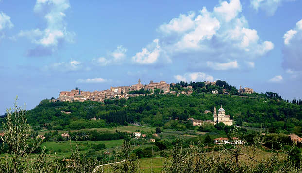 Paz y relax en Chianciano Terme