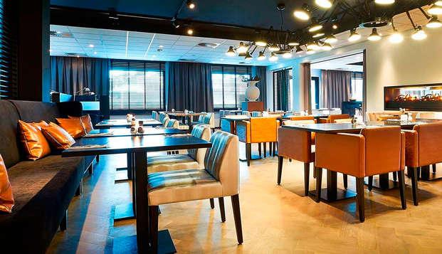 Confort, hospitalité et gastronomie à Dordrecht