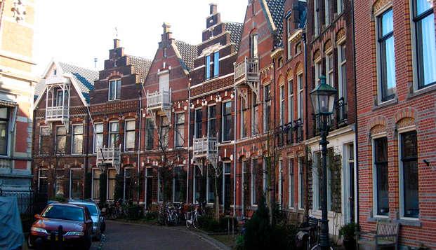 Plongez-vous dans l'ambiance historique de Dordrecht.