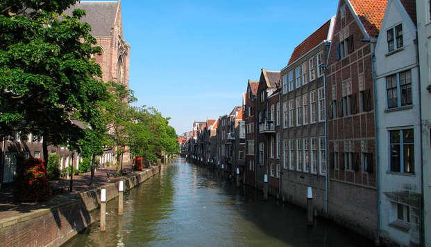 Offre spéciale : Dordrecht et son cadre magnifique avec petit déjeuner, dîner et plus ! (à partir de