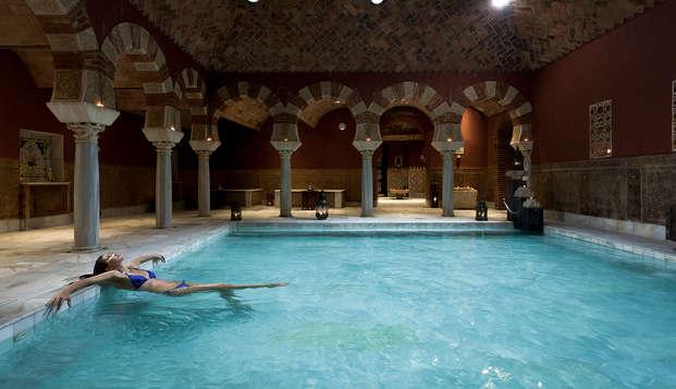 Week-end avec entrées au Hammam al Andalus de Cordoue