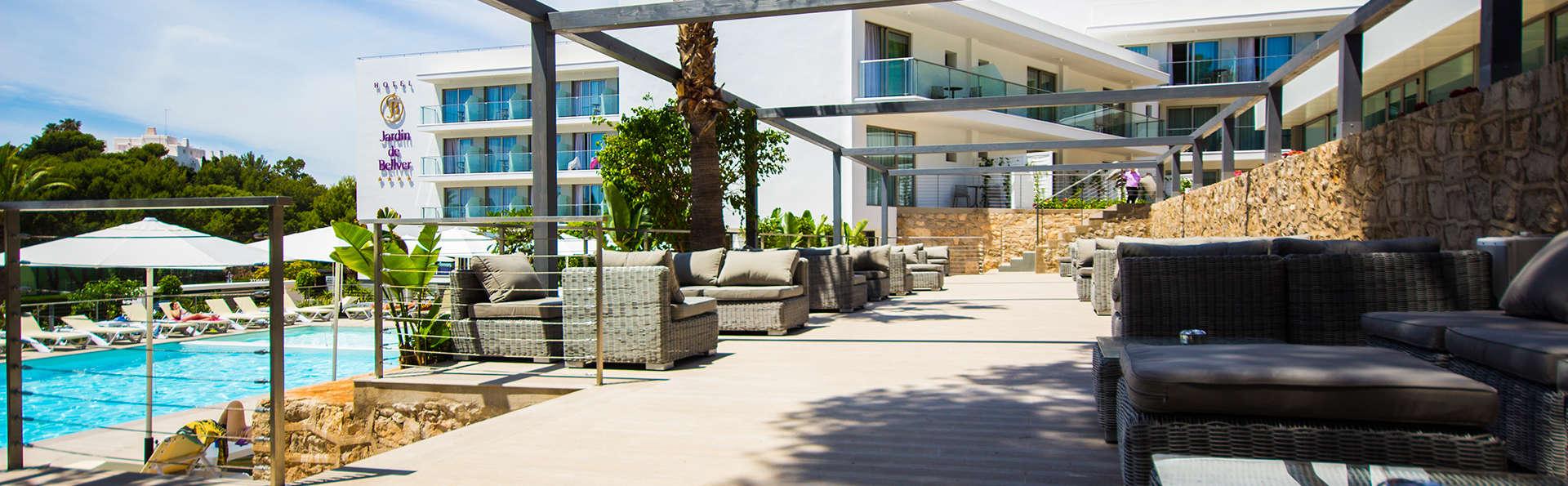 Hotel jard n de bellver 4 oropesa del mar espa a - Hotel jardin bellver ...