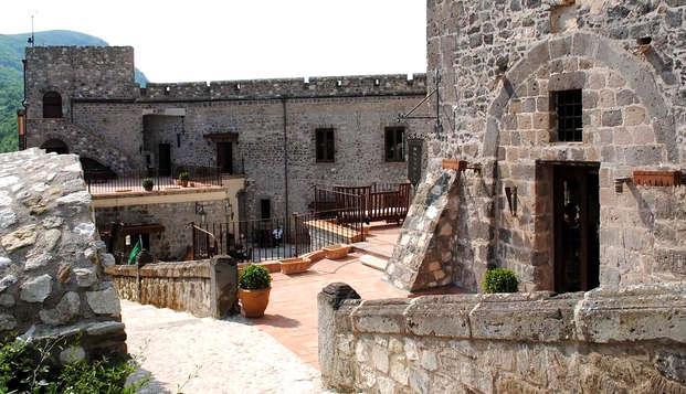 Offerta tre notti nel fantastico castello di Limatola