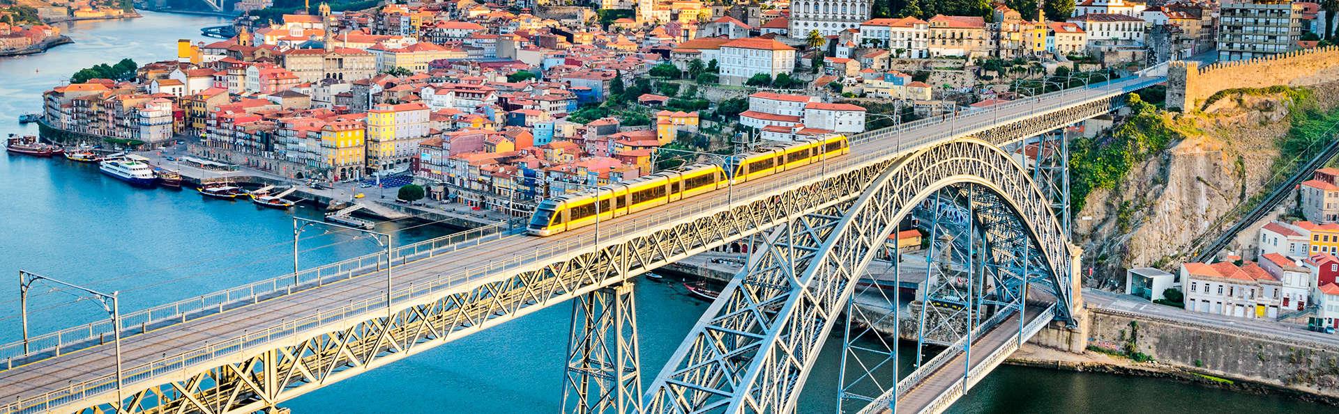 Romantisme dans le cœur de Porto