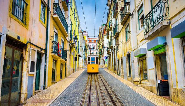 Especial Familias: Escapada en Lisboa con 2 niños gratis y copa de bienvenida (desde 2 noches)