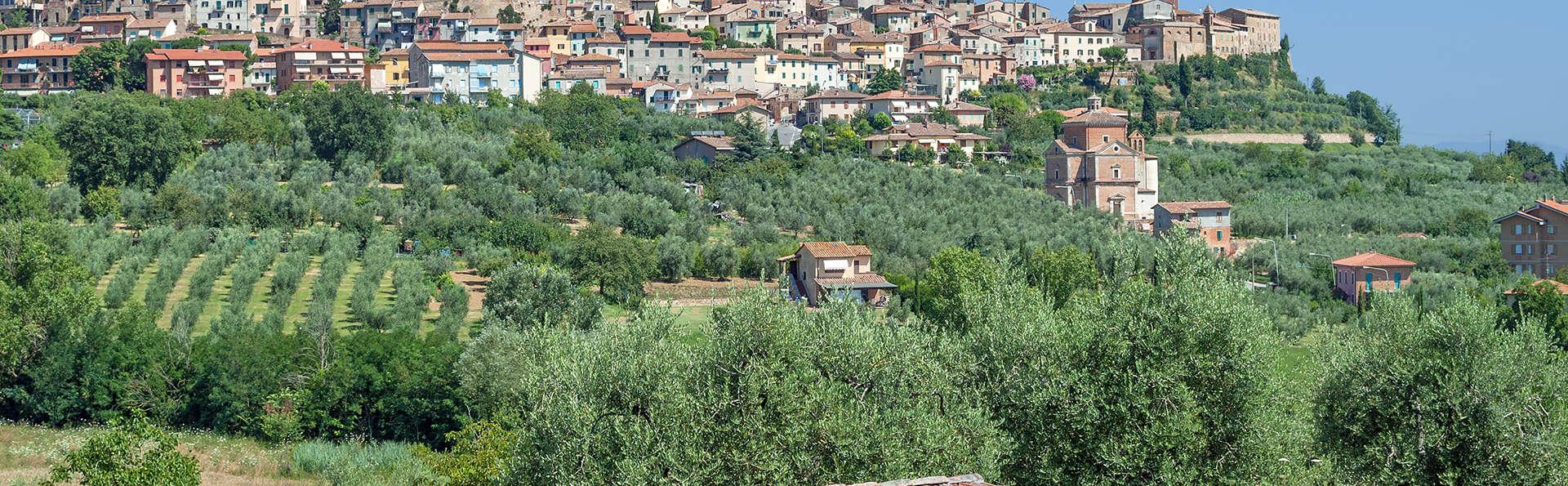 Découvrez la Toscane en famille à Chianciano Terme avec séjour enfant gratuit