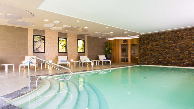 Clarion Hotel Chateau Belmont - NEW spa