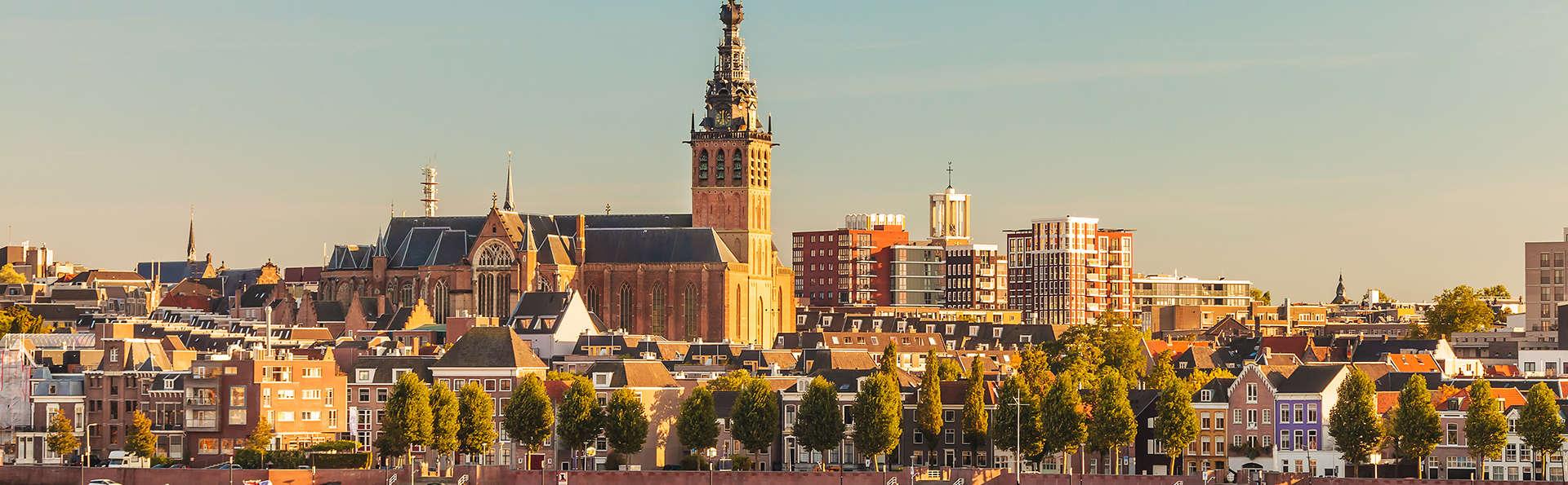 Week-end à Nijmegen