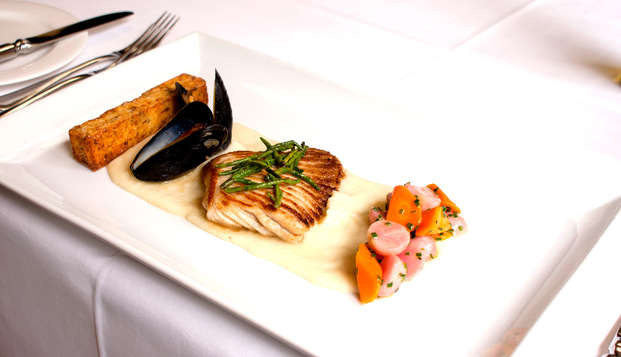 Fletcher Hotel-Restaurant Auberge De Kieviet - Diner